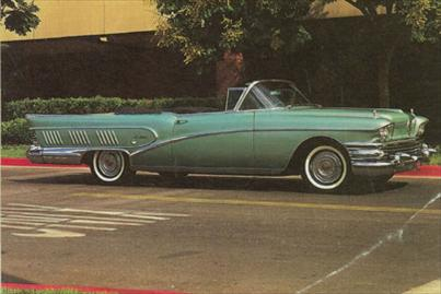 Buick Limited - 1958