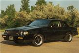 Buick Regal Grand National - 1984-1987
