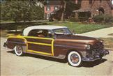 Chrysler Town  Country - 1950