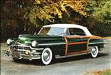Chrysler Town And Country Convertable - 1949